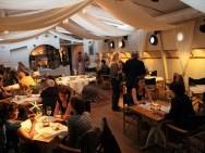 The banquet for Piotr Kamler
