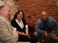 Włodzimierz Niderhaus, Barbara Hollender, Andrzej Pągowski