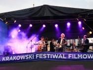 Noc naKazimierzu. Koncert Mitch & Mitch with their Incredible Combo / fot. T. Korczyński