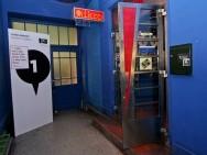 Wejście do kina Mikro / fot. Tomasz Korczyński