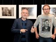 The opening ofMarcin Koszałka's photography exhibition 'The Mad' / phot. Tomasz Korczyński
