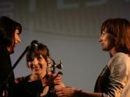 Agnieszka Odorowicz, Julia Ruszkiewicz i Karolina Bielawska