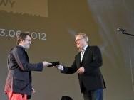 Stefan Paruch ('My House Without Me' - editting) and Jacek Bromski (PFA)