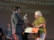 The Silver Dragon Award: Ulo Pikkov ('Body Memory') and Oxana Cherkasova