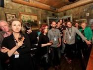 Dorota Lech (Hot Docs), Olga Bobrowska (Stoptrik FF), Kazz Basma (Sideway Films) / phot. T. Korczyńsk