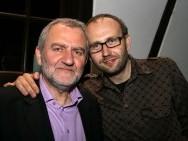 Krzysztof Gierat i Marcin Koszałka