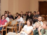 Masterclass - the audience, ph. BP