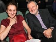 Dyrektor Biura Programowego Barbara Orlicz-Szczypuła i Dyrektor Festiwalu Krzysztof Gierat / fot. Tomasz Korczyński