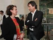 Barbara Orlicz-Szczypuła i Sergei Dvortsevoy / fot. Tomasz Korczyński