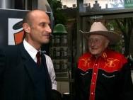 Bohaterowie filmu 'Dwa Rembrandty w ogrodzie': Mark i David Atkin
