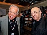 Yoram Gross and professor Jerzy Kucia