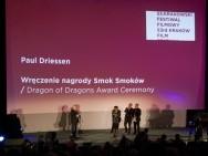 Smok smoków dla Paula Driessena / fot. Agnieszka Martyka,  kimbbNE design