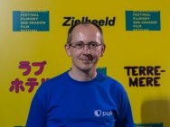 Michał Serwiński zPAH / fot. W. Sarnik