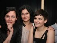 Joanna Rożen, Kinga Gałuszka i Marta Gałuszka