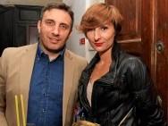 HBO Party, Pauza Club, on the right: Agata Kukułka