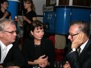 Jacek Bromski, Agnieszka Odorowicz and Krzysztof Zanussi