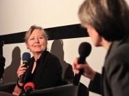Helena Třeštíková, press conference