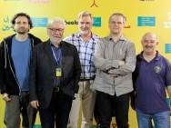 Documentary Competition Jury / phot. Tomasz Korczyński