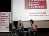 Paul Driessen konferencja prasowa  / fot. Tomasz Korczyński