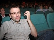 Member of the National Competition Jury (and the director of 'The Palace'): Tomasz Wolski