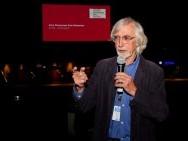 Paul Driessen na pokazie Kina pod Wawelem   / fot. Tomasz Korczyński