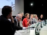 Konferencja - Spojrzenie naLitwę / fot. T. Korczyński