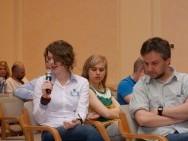 Masterclass - publiczność zadaje pytania, fot. BP