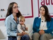 Siostry Magda i Agnieszka Kowalczyk / fot. T. Korczyński