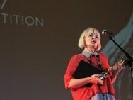 Lidia Duda, The Golden Hobby-Horse Award winner for the best film - 'Entangled'