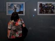 Otwarcie wystawy 'Dybuk. Rzecz owędrówce dusz' / fot. Tomasz Korczyński