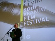 Festival Director Krzysztof Gierat