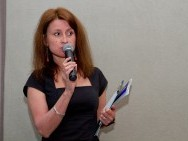 Anna E. Dziedzic (rzecznik prasowy KFF)