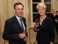 Ambasador Szwajcarii Lukas Berlinger / fot. Tomasz Korczyński