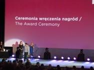 Mateusz Głowacki (Zabicie ciotki), Nagroda Jury Studenckiego / fot. A. Martyka, kimbbNE