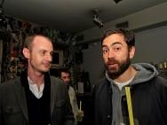 HBO Party, Pauza Club, Alessandro Marcionni & Kaveh Tehrani
