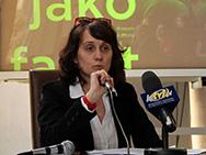 Director of the Programme Office Barbara Orlicz-Szczypuła