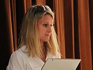 Festival Press Spokesperson Anna Dziedzic phot. T. Korczyński