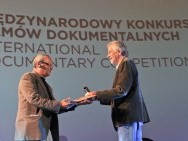 The Silver Horn Award: David Fisher ('Six Millions and One') and Peter Torbiörnsson