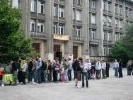 Registering, ph. T. Korczyński
