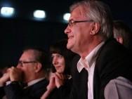 Krzysztof Zanussi, Agnieszka Odorowicz i Jacek Bromski