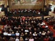 Publiczność w Teatrze im. J. Słowackiego