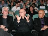 Krystian Lupa, Maciej Drygas and Andrzej Pągowski