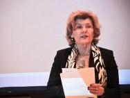 Clara Celati, the Head of the Italian Institute in Krakow