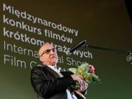 Golden Dragon - prof. Jerzy Kucia / photo T. Korczyński