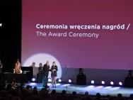 Jerzy Domaradzki i Agnieszka Elbanowska (Niewiadoma Henryka Fasta) / fot. A. Martyka, kimbbNE
