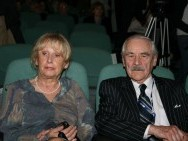 Special guest: Witold Giersz with his wife