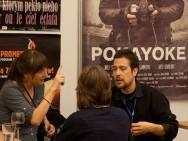 FilmPRO Industry Drink- Karolina Bielawska, Thanos Stravropoulos, Julia Ruszkiewicz