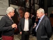 Jerzy Śladkowski (Jury), Krzysztof Gierat and the President ofKrakow, Jacek Majchrowski / photo T. Korczyński