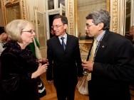 Ambasador Szwajcarii  / fot. Tomasz Korczyński