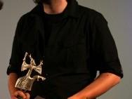 Kuba Czekaj with Silver Hobby-Horse